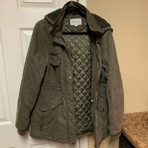 BCBGeneration Winter Coat, Size XL
